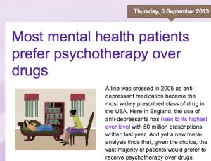 Psychotherapie-Psychopharmaka